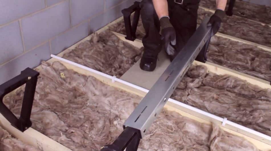LoftZone loft flooring installation by Loft Boarding Scotland Ltd