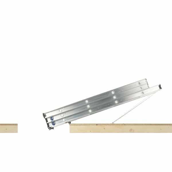 Werner ABRU 3-section Loft Ladder