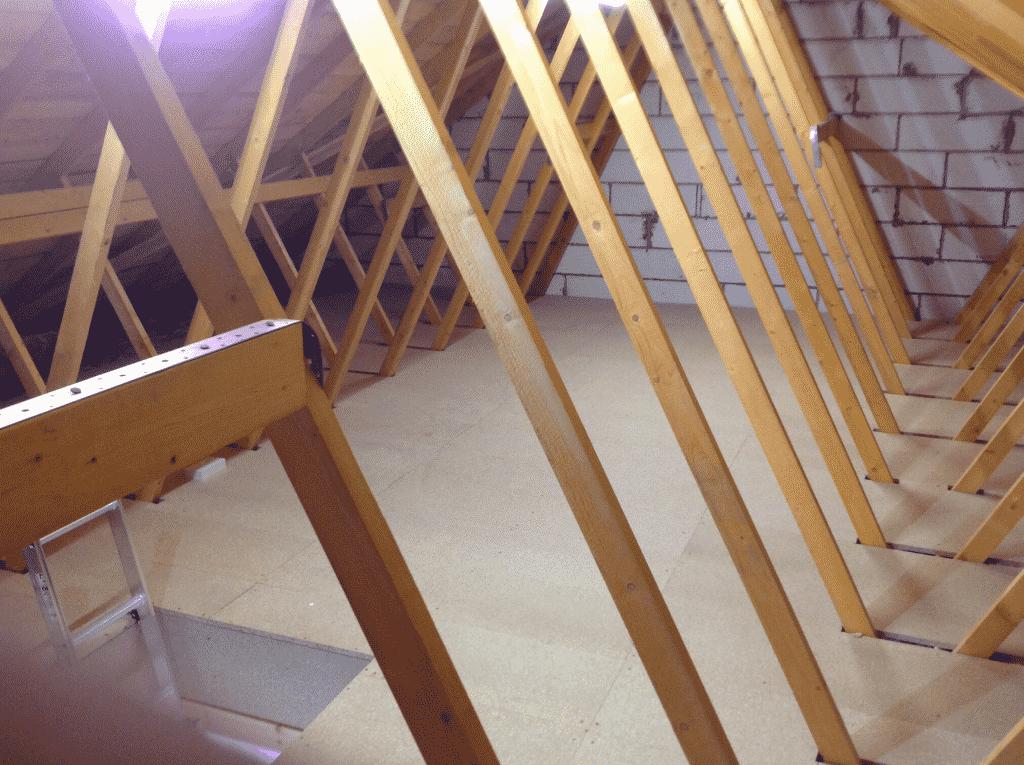 Loft Flooring Uddingston
