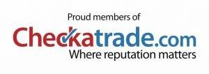 Logo - Proud Members of Checkatrade.com - Where Reputation Matters