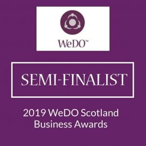 WeDo Scotland Business Awards Semi-Finalist