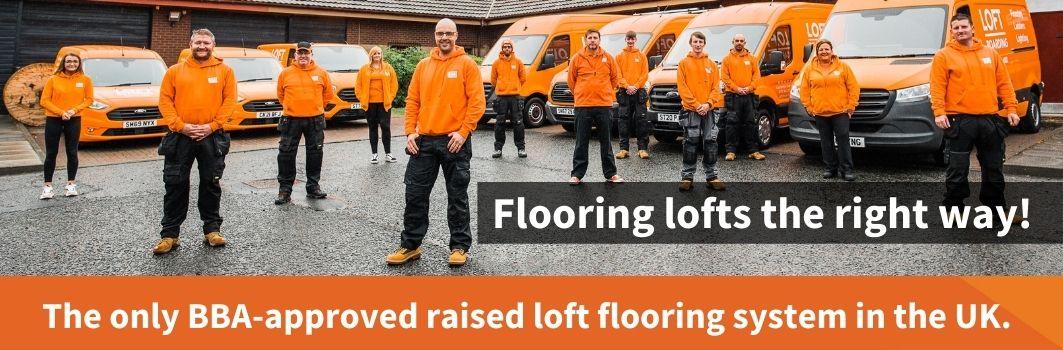 Loft Boarding Scotland – Flooring lofts the right way